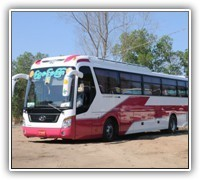 Book Online Bus Tickets in Yangon to Nay Pyi Taw, Myanmar | Oway