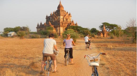 Bagan Full Day Biking Tour